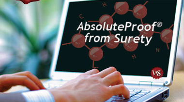 AbsoluteProof from Surety